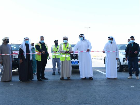 Final stretch of Emirates Road in Ras Al Khaimah opens for traffic