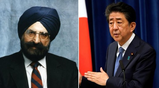 Former Japanese PM, Indian-American scientist Kapany on this year's Padma Vibhushan list