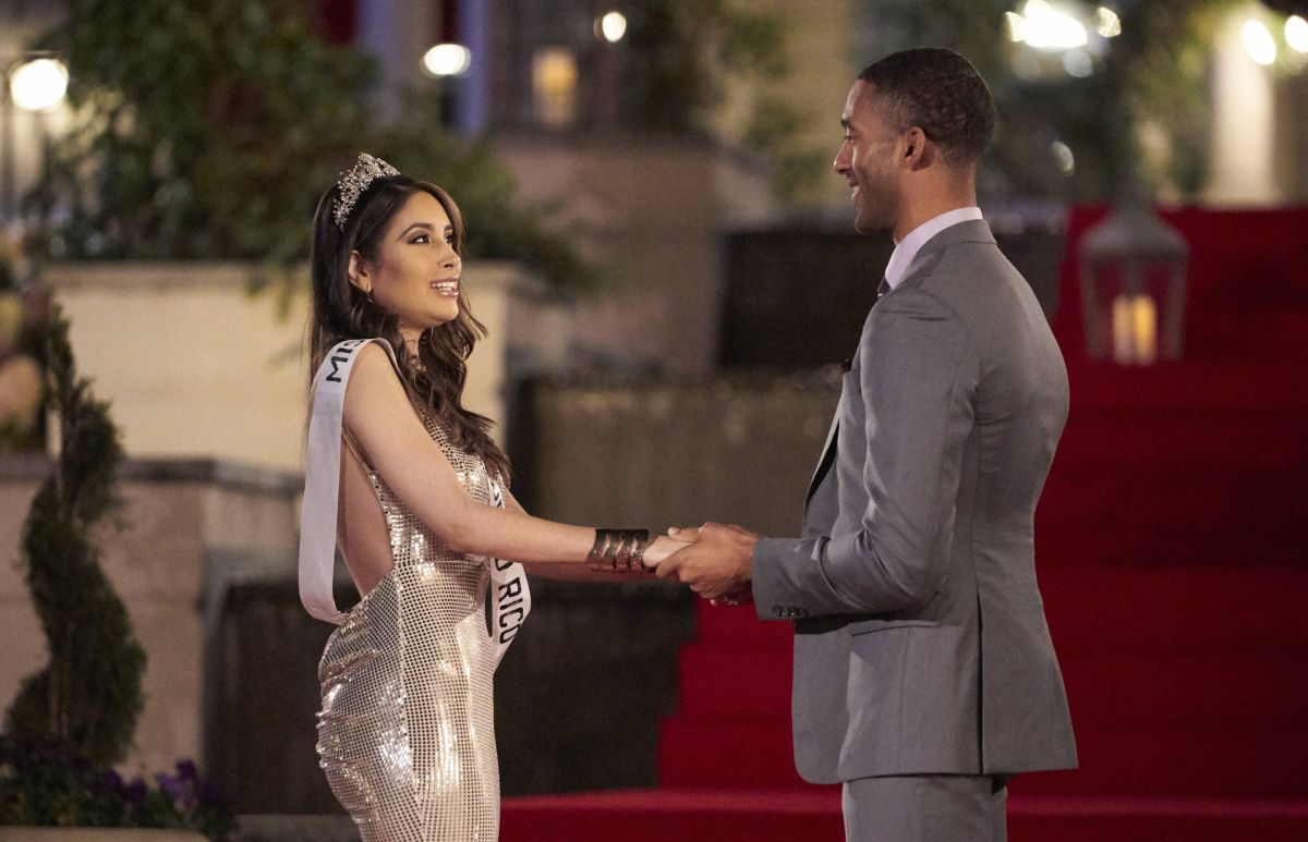 "Former Miss Puerto Rico among the 5 women who make up ""The Bachelor"" 