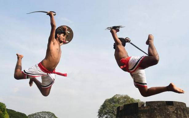Four native martial arts are now part of Khelo India Youth Games