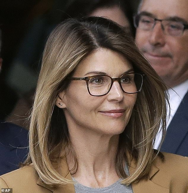 Done! Lori Loughlin is reportedly interested in working again as an actress now that her Varsity Blues college admissions scandal is behind her after serving out a two month prison sentence; seen in April 2019