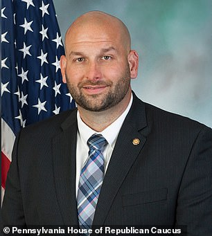 GOP PA House Rep. Mike Reese dies from apparent brain aneurysm aged 42 – weeks after COVID diagnosis