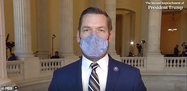 GOP seethes at Eric Swalwell's role in impeachment hearing after compromising security for spy tryst