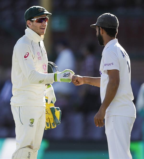 Gavaskar is entitled to his opinion but it doesn't affect me one bit: Tim Paine