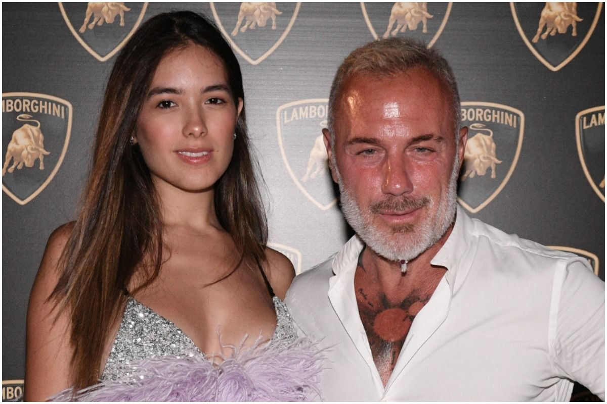 Gianluca Vacchi's girlfriend, Sharon Fonseca, publishes a photo of her past and looks totally unrecognizable | The State