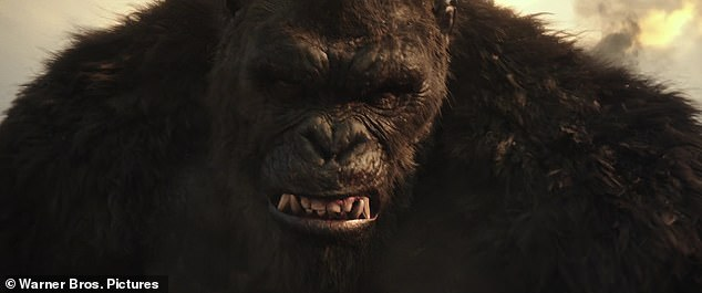Godzilla Vs. Kong trailer offers epic amounts of action as the monsters go head-to-head