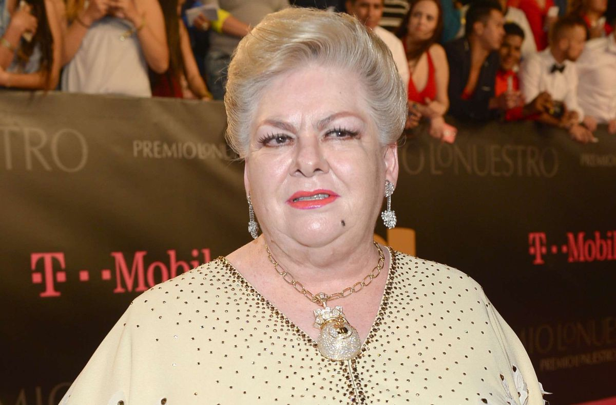 Going for the big one! Paquita la del Barrio will launch into politics with the opposition party to AMLO | The State