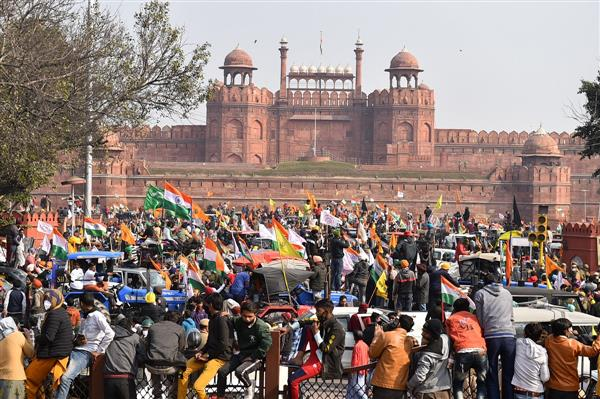 Govt likely to bring a motion condemning the Red Fort incident in Budget Session