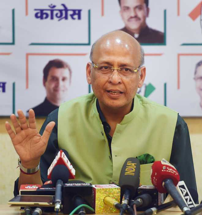Govt misleading country, Supreme Court on farms laws: Congress