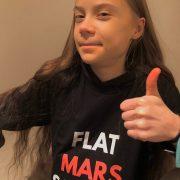 Greta Thunberg jokes in 18th birthday tweet that her 'evil handlers can no longer control her'