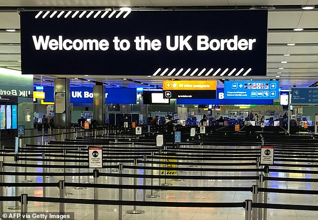 The Government has banned holidays as part of the latest coronavirus restrictions which will also see international arrivals asked to present a negative Covid-19 test to enter the country