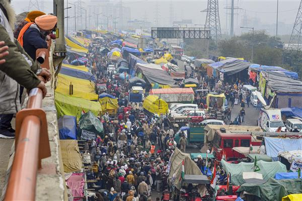Huge traffic snarls on Karnal–Delhi and Rohtak–Delhi stretches a day ahead of farmers' tractor march