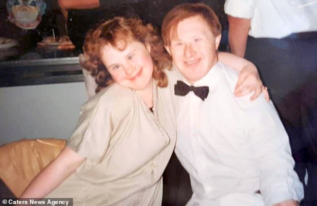 Husband from UK's first couple with Down's Syndrome to get married dies aged 62 from Covid