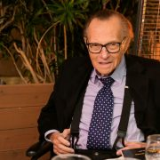 Iconic TV host Larry King has been hospitalized with COVID-19 for 10 days | The State
