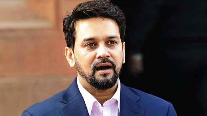 If Union minister is outsider, who is insider in Bengal, wonders Anurag Thakur