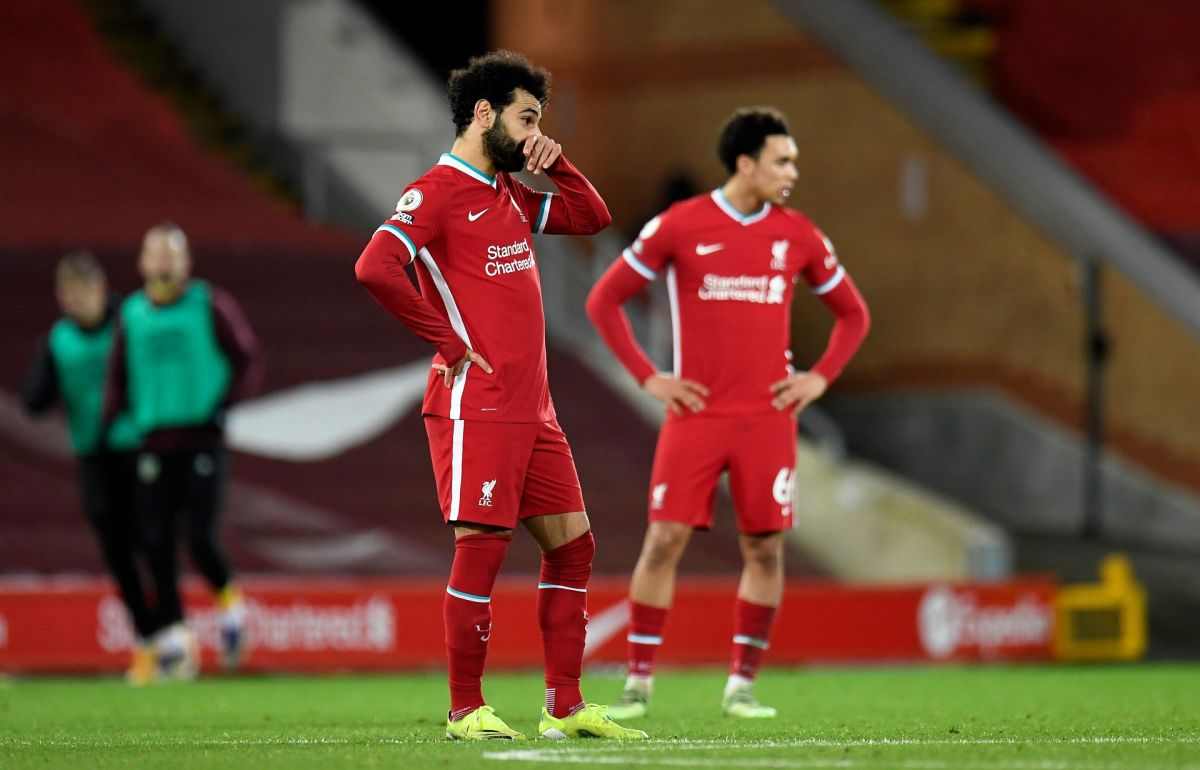 In free fall: Liverpool fall to Burnley and lose four-year undefeated at home | The State