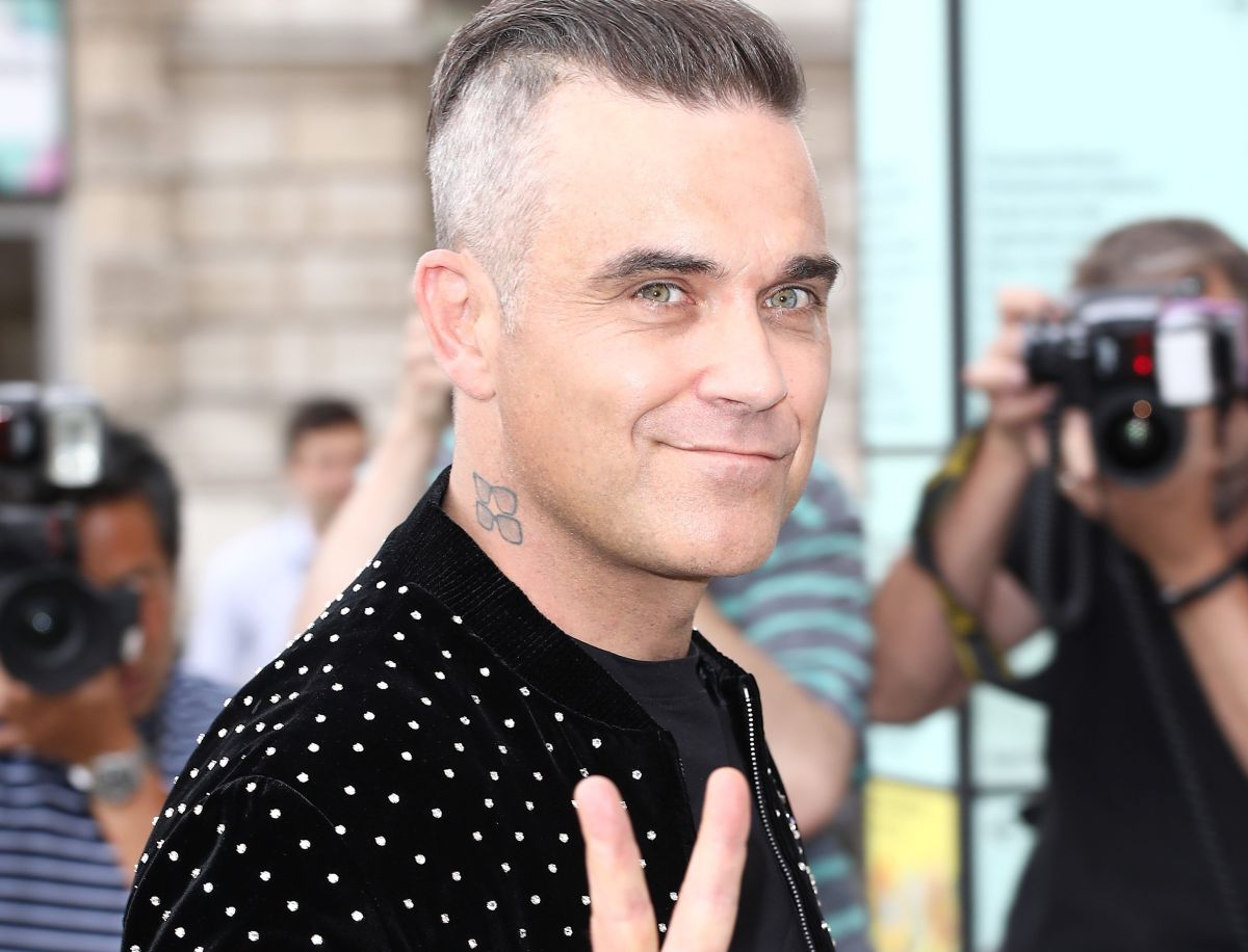 In full vacation! Robbie Williams tests positive for Covid-19 | The State