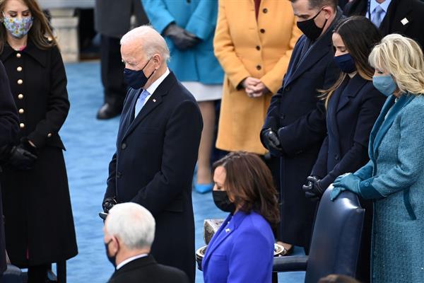 Indian-Americans celebrate Biden, Harris inaugurations