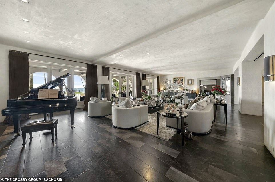 Inside the $40million Miami mansion that Phil Collins couldn't wait to sell