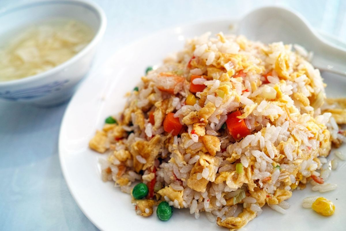 Is the best type of rice to prepare fried rice   The State