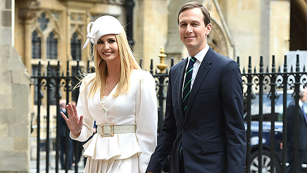 Ivanka Trump & Jared Kushner Reportedly Wouldn't Allow Secret Service Agents To Use Their 6 Bathrooms