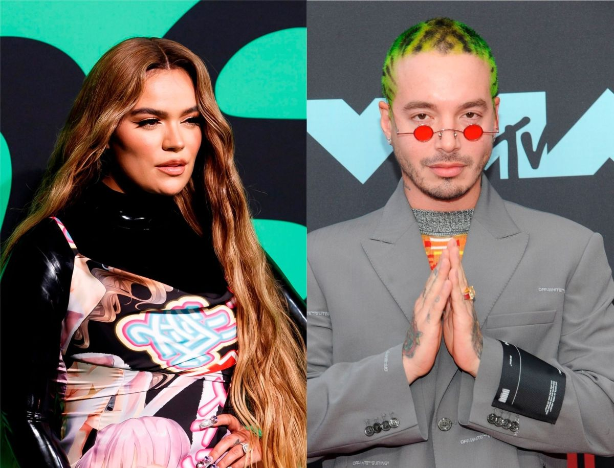 J Balvin and Karol G remember their beginnings with an unpublished photo that divided opinions due to their appearance | The State