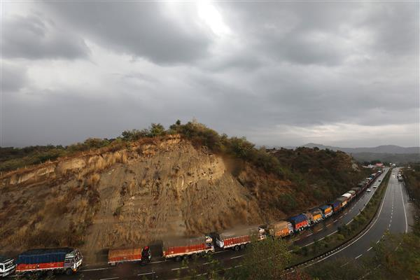 Jammu-Srinagar highway to remain closed on Monday