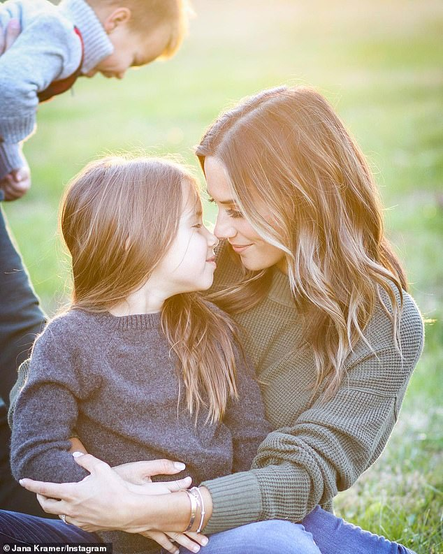 Jana Kramer describes 'scariest' moment when daughter Jolie 'got into a white SUV' with a stranger