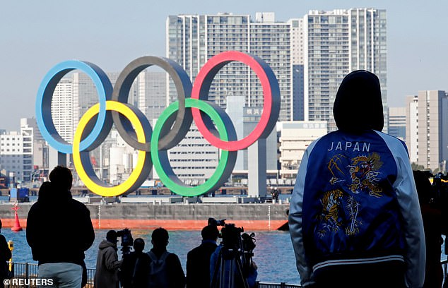Japanese government categorically DENY report that the Tokyo Olympics 'are to be cancelled'