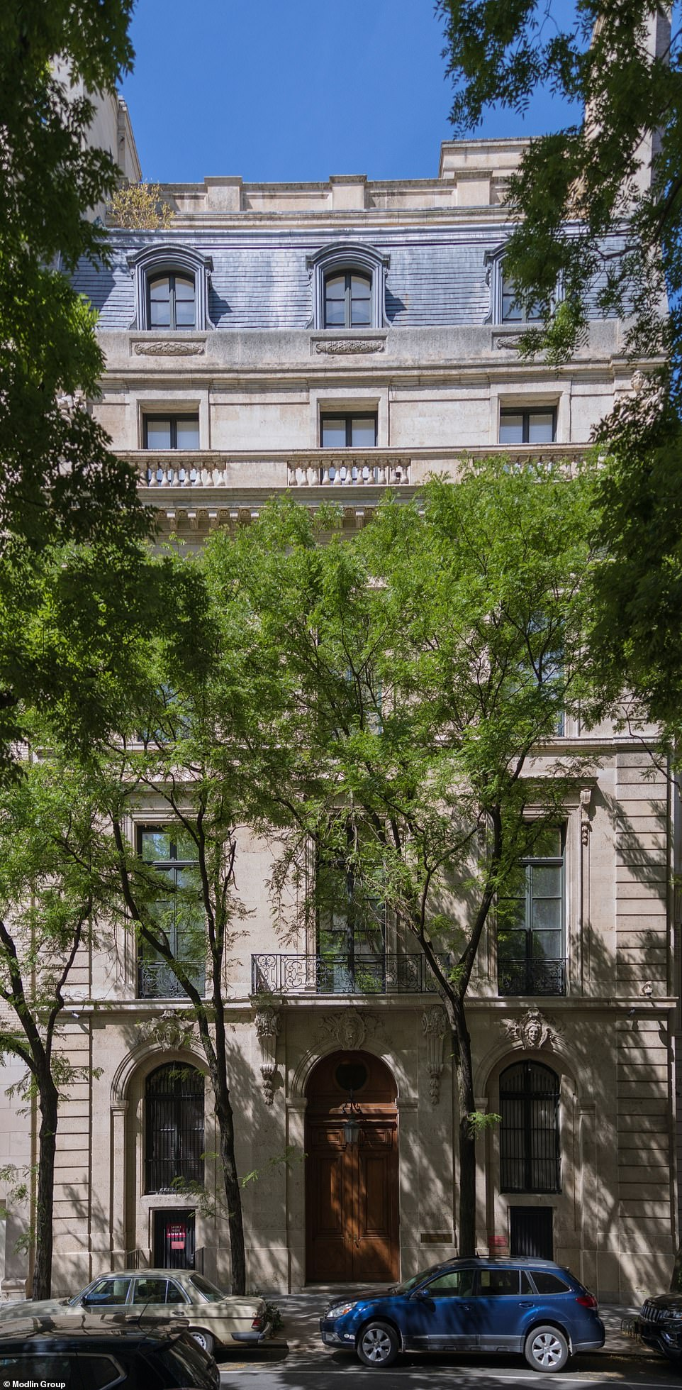 Jeffery Epstein's Upper East Side townhouse has its price cut from $88M to $65M