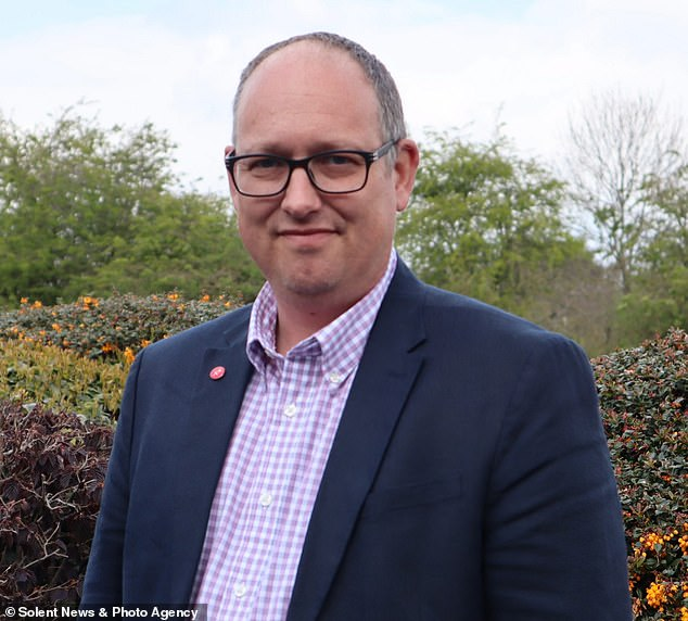 Neil McClements, 50, was rejected for the post after potential colleagues at Guy's and St Thomas' NHS trust in London were consulted on his application