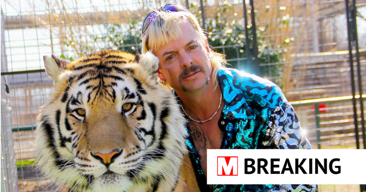 Joe Exotic misses out on pardon from Trump as President releases 70 from jail