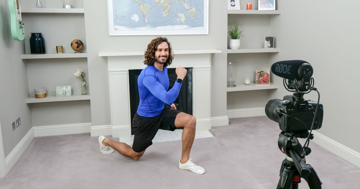 Joe Wicks 'made more than £9million in a week' as thousands signed up to new app