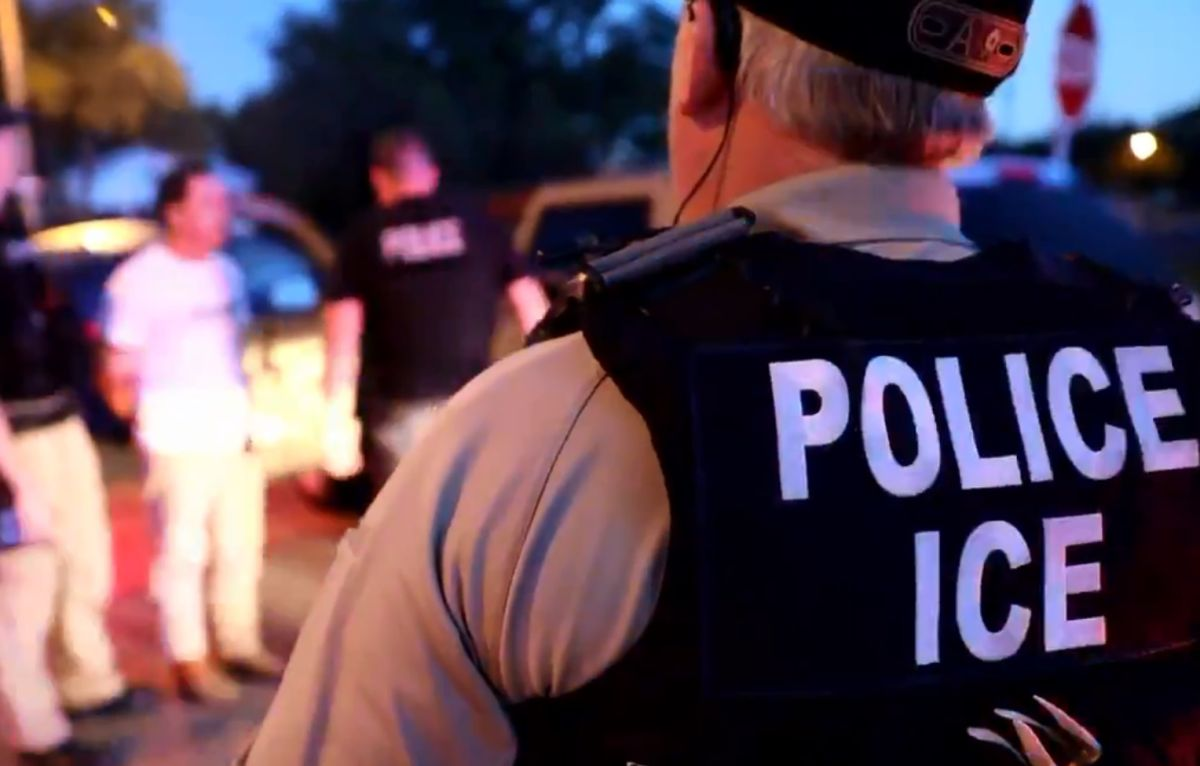 Jonathan Fahey, Acting Director of ICE Resigns | The State