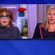 Joy Behar defiantly tells Meghan McCain 'I did not miss you' during her maternity leave