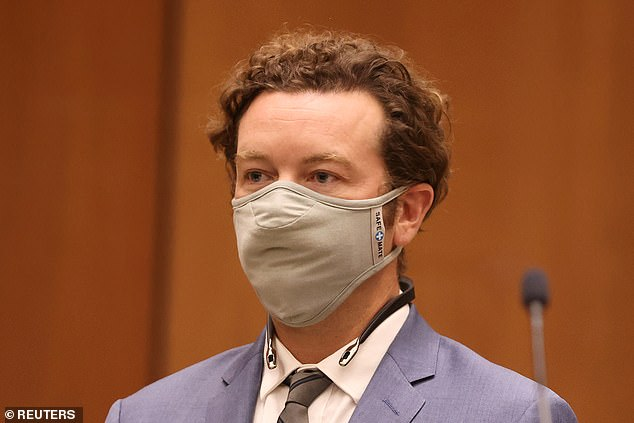 Judge rules Danny Masterson stalking and intimidation cases must go through Scientology mediation