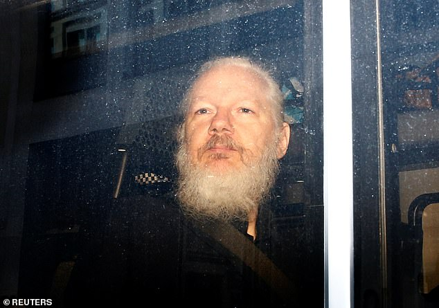 Julian Assange will find out TOMORROW if he will be extradited from UK to the US