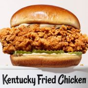 "KFC Launches Its ""Best Chicken Burger Ever"" 