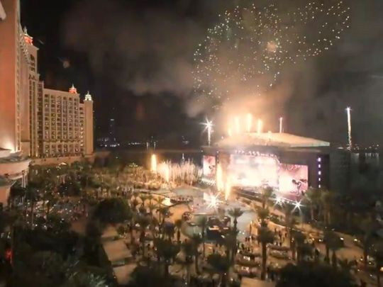 KISS New Year's Eve concert in Dubai breaks two Guinness World Records