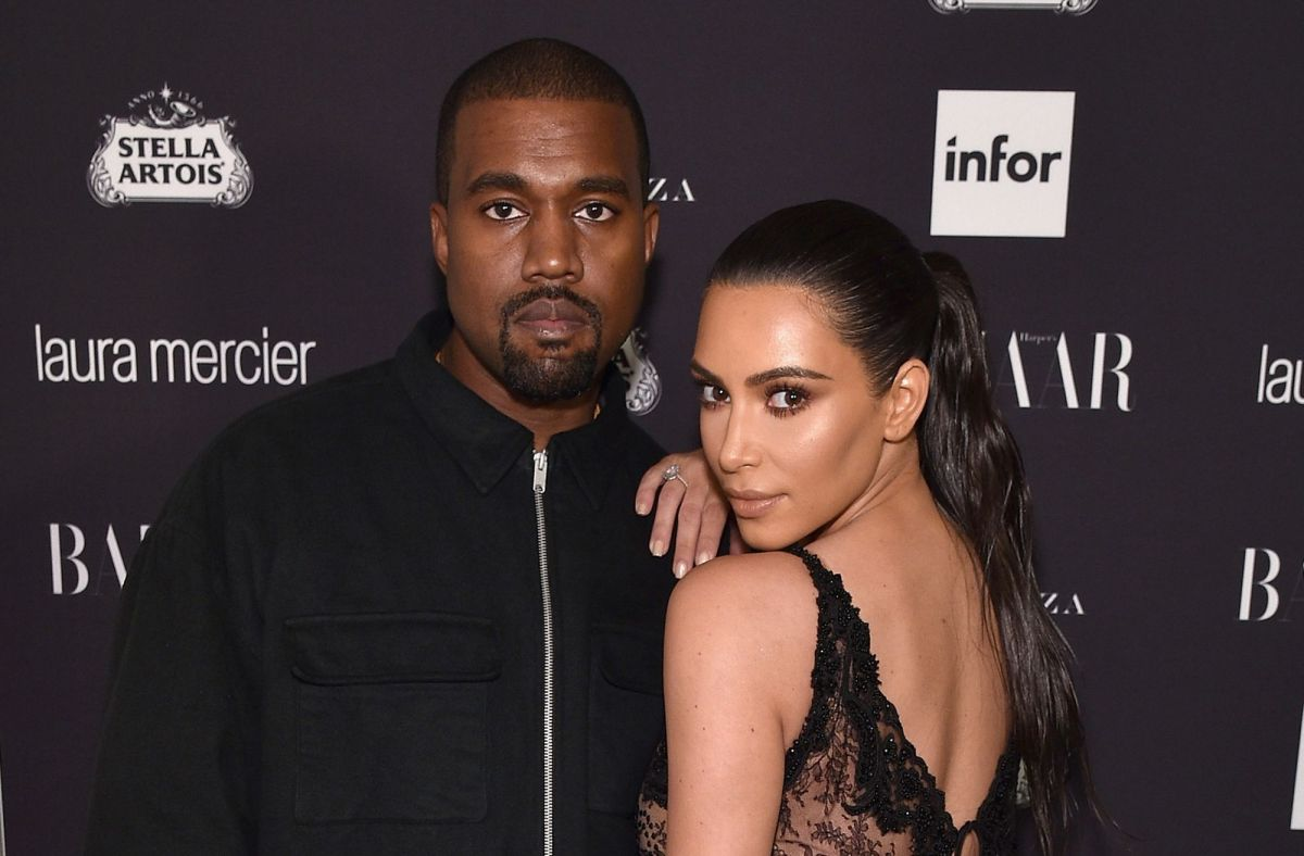 Kanye West is upset and doesn't want them to talk about his marriage crisis on the Kim Kardashian reality show | The State