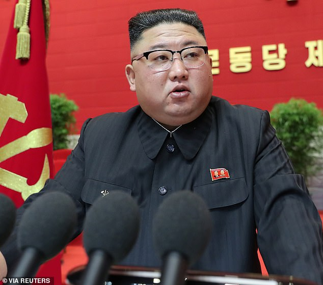Kim Jong Un opens his first party conference in five years