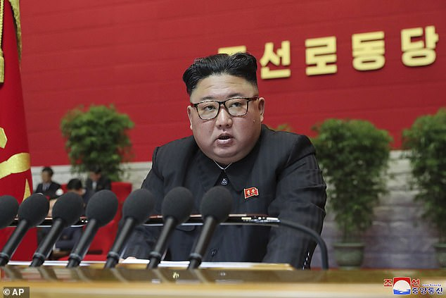Kim Jong Un vows to 'improve' North Korea's relationship with West
