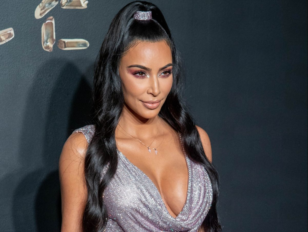 Kim Kardashian shows off her attributes in underwear to promote her new SKIMS line | The State