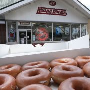 Krispy Kreme Kicks Off the Year Sweet and is Offering Two Dozen Donuts for $ 12 | The State