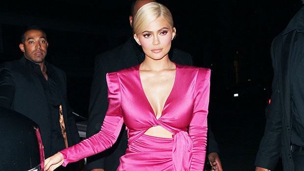 Kylie Jenner Stuns In Racy Dress While Vacationing At $6,500 Per Night Getaway In Mexico – See Pic