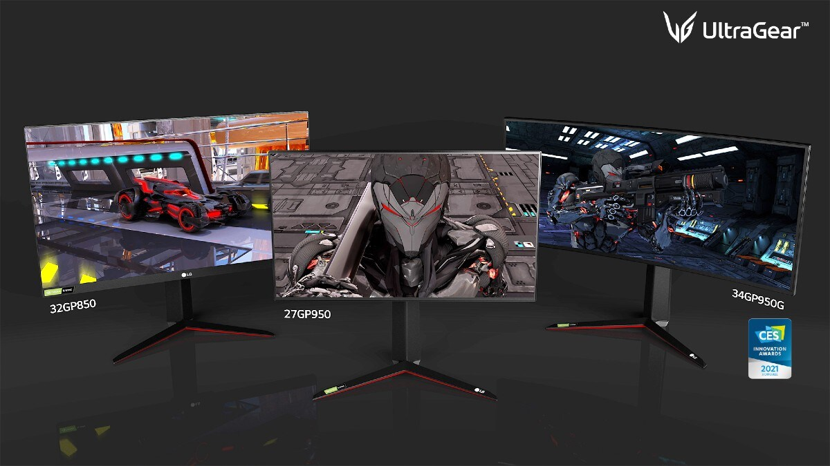 LG Ultra Series Monitors Announced at CES 2021
