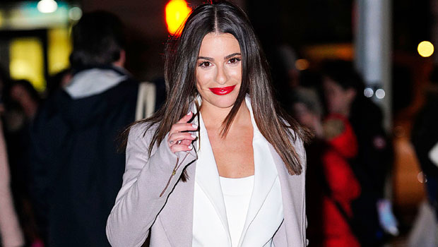 Lea Michele, 34, Reveals She's Losing Her Hair As She Contemplates Getting A 'Mom Bob'