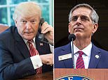 Legal experts say Trump broke law in leaked phone call with Raffensperger