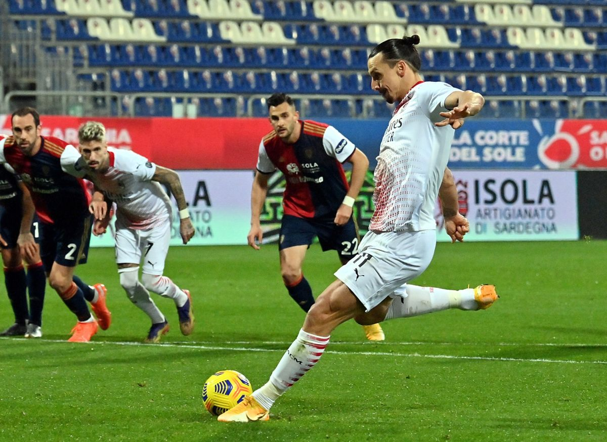 Like good wines: Zlatan Ibrahimovic scores a double and returns the absolute lead to Milan | The State