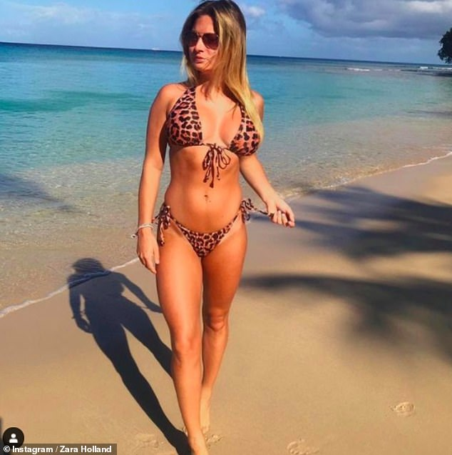 Love Island's Zara Holland is 'held by police after trying to AVOID covid quarantining in Barbados'